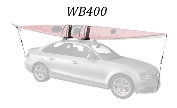 ReRack - Whispbar WB400 or WB401
