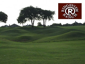 New course play ridgeview ranch golf course in plano for Ridgeview ranch
