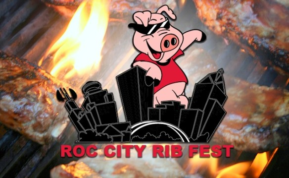 One Day, 4-Pack to Roc City Rib Fest 2018 for only $15!
