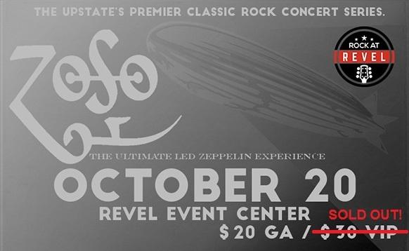 Rock at Revel - ZOSO