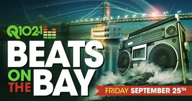 Q102 Beats On The Bay Get My Perks