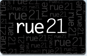 Rue 21 eGift Card