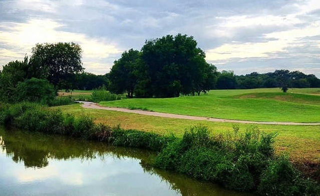 FIRST TIME OFFER! Rusted Rail Golf Club in Crandall for only $23! That's 50% OFF!