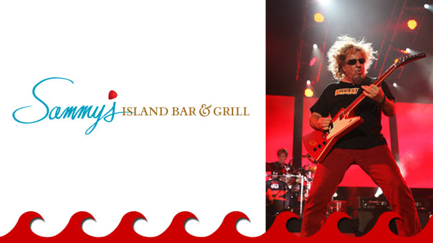 A Pair of tickets to the Sammy Hagar Concert on September 13 + a $75 Gift Card