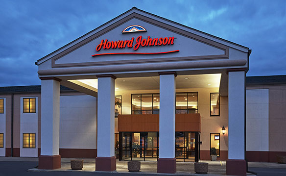 Save Big on an Overnight Stay and Complimentary Hot Breakfast at Howard Johnson Plaza Hotel Madison