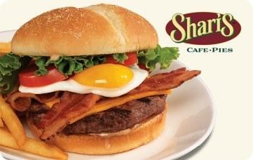 Shari's Café & Pies Gift Card