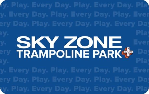 sky zone gift card