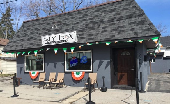 Sly Fox Tavern $20 for $10 (June 2017)