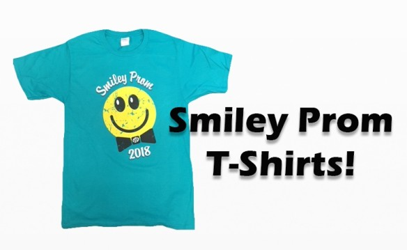 Smiley Prom T-Shirt!