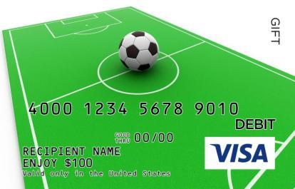 Visa Gift Cards International Gift Card Ideas