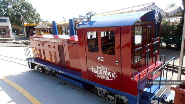 Sonoma TrainTown - Summer 2017 (08.04 Merch)