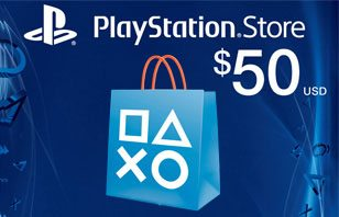 Sony Playstation 50 eGift