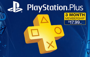 Sony PlayStation Plus $17.99 eGift