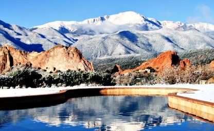 Garden Of The Gods Colorado Resort