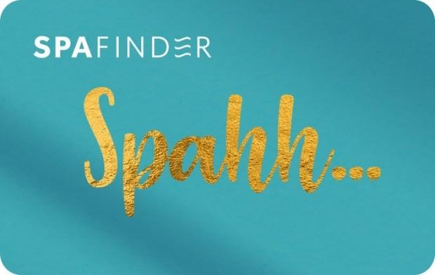 Spafinder eGift Card