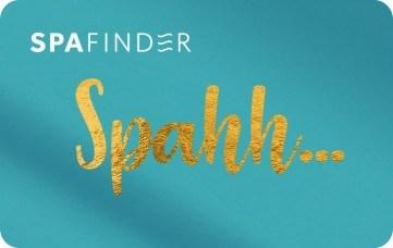 Spafinder eGift