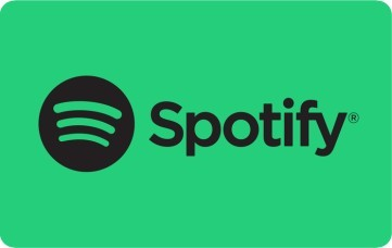 Spotify $60 eGift