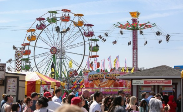 SEATTLE 2018 WA State Spring Fair - 2 Admissions + 150 FunCard