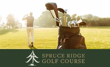 Spruce Ridge Golf Course - June 2018