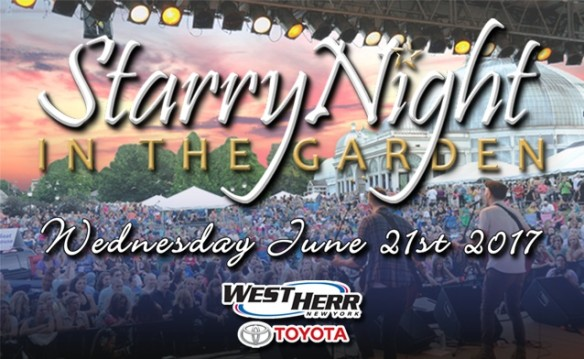 get my perks get your tickets to starry night in the garden
