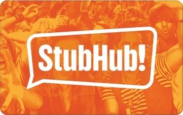 StubHub $100 eGift
