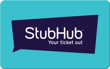 StubHub eGift