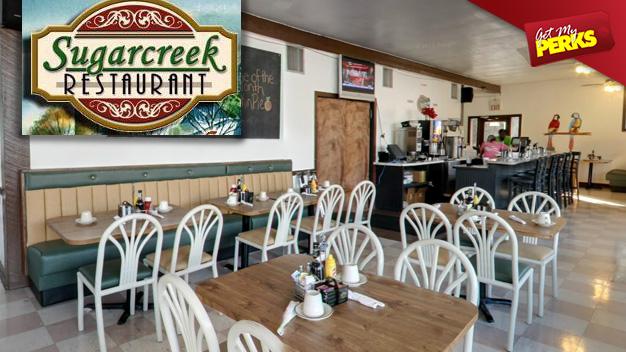 Gainesville Sugar Creek Restaurant January 2018