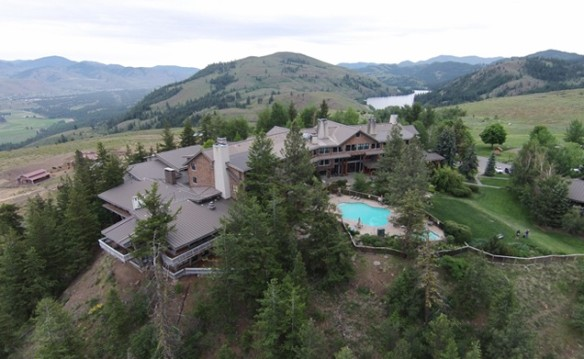 Enter to Win a Romantic Spring Getaway at Sun Mountain Lodge