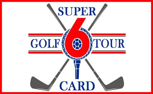 Super 6 Gold Tour Card