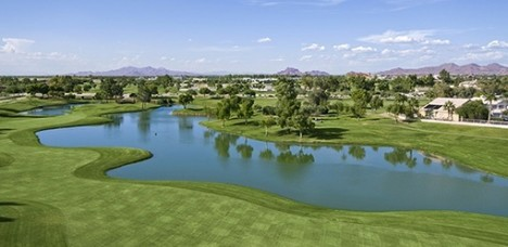 Play at Superstition Springs in Mesa for only $37.50 per Golfer!