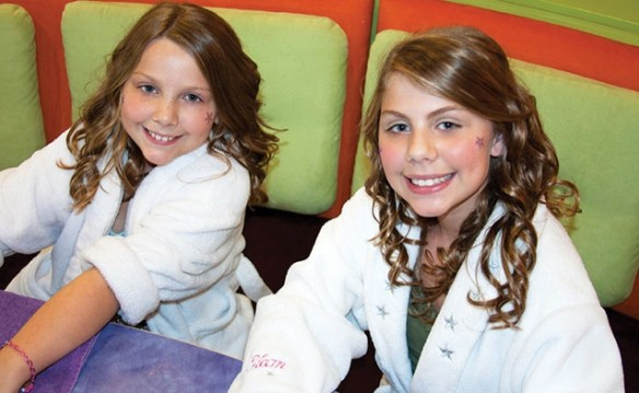 Sweet & Sassy® is the ultimate destination for Salon, Spa and Party  Celebrations. We offer specialty haircuts for boys and girls, fun spa  services like ...