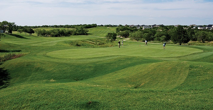 Sweet Fall Deal at Tangle Ridge Golf Course! $29 Round + Free Hot Dog Meal!