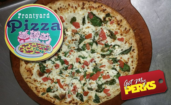 Gainesville- $7.50 for $15.00 Worth of Frontyard Pizza