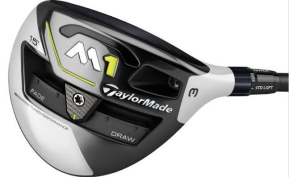 50% Off TaylorMade M1 Fairway Driver