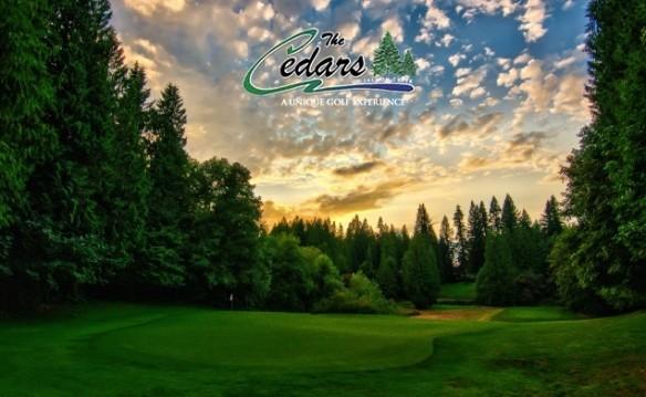 The Cedars on Salmon Creek 9 Hole Offer