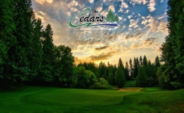 The Cedars on Salmon Creek 9 Hole Offer