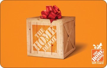 The Home Depot Crate Bow eGift