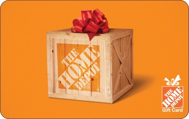 the home depot gift card  giftcardmall