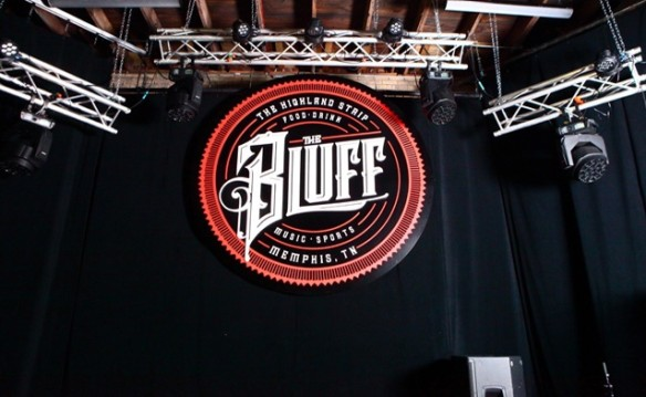 The Bluff May 2018