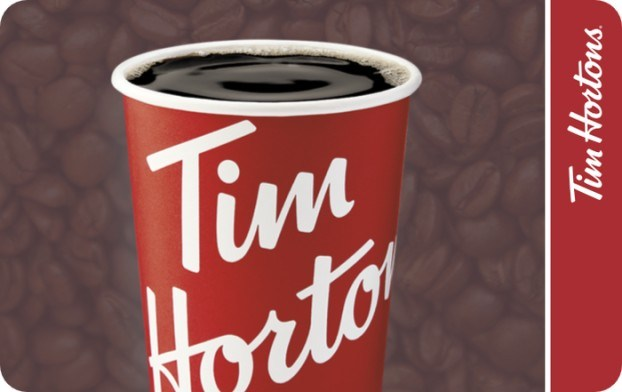 Tim Hortons eGift Card
