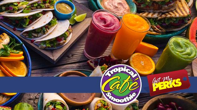 Tropical Smoothie Cafe Providence Menu