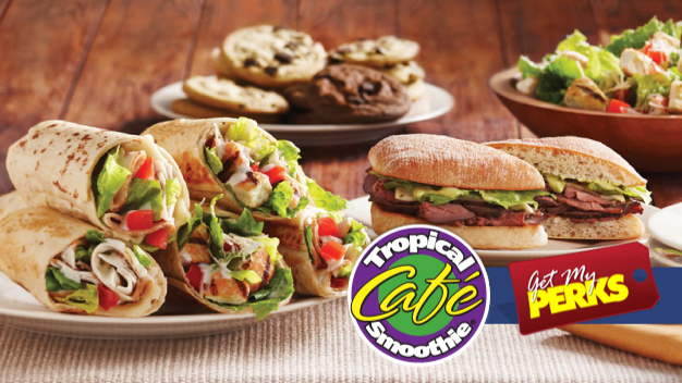 Tropical Smoothie Cafe Menu Memphis