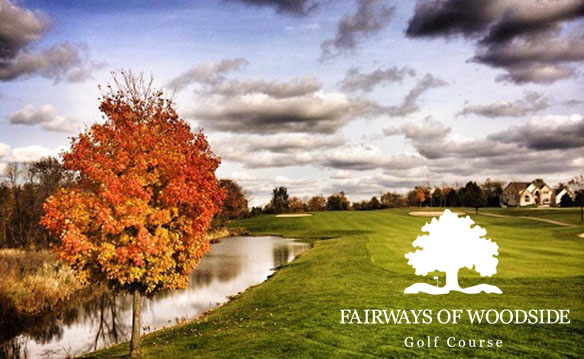 Fairways Two Rounds of Golf Plus Cart