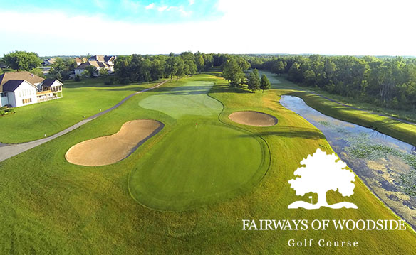 Fairways of Woodside Two Rounds of Golf Plus Cart
