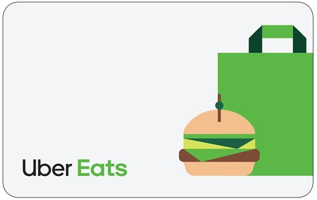 Uber Eats eGift Card