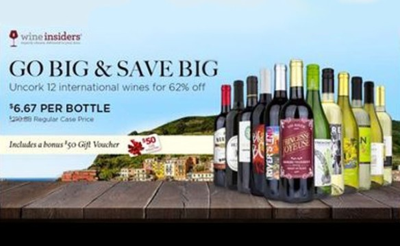 Uncork 12 International Wines for 62% Off - Just $6.67 a Bottle!