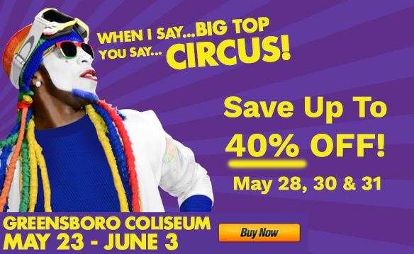 Copy of Universoul Circus 2018 #2