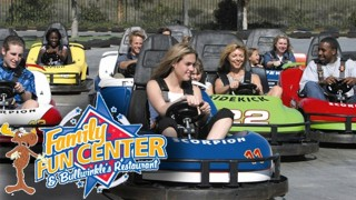 Unlimited Fun at the Family Fun Center: Extreme Pass with Zip Line & XD Theatre