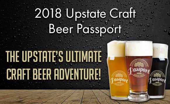 2018 Upstate Craft Beer Passport