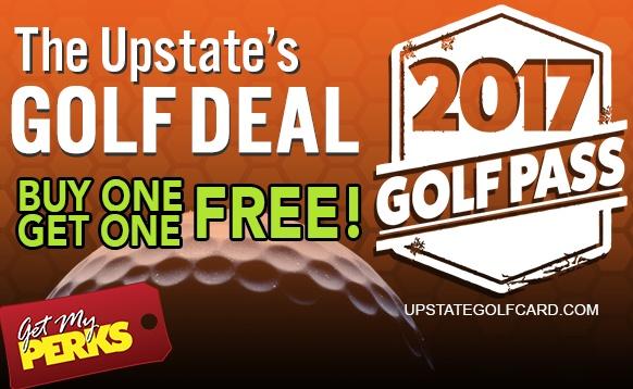 2017 Upstate Golf Pass